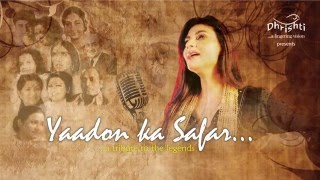 Yaadon Ka Safar - Fariha Pervez at The Meadows Club on May 22nd, 2016
