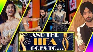 IIFA 2017: Here's the complete Winner List | Alia Bhatt | Shahid Kapoor & others | FilmiBeat