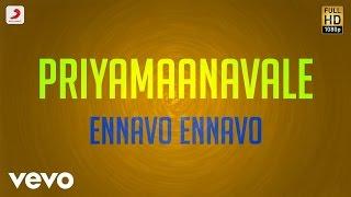 Priyamaanavale - Ennavo Ennavo Lyric | Vijay, Simran | S.A. Rajkumar