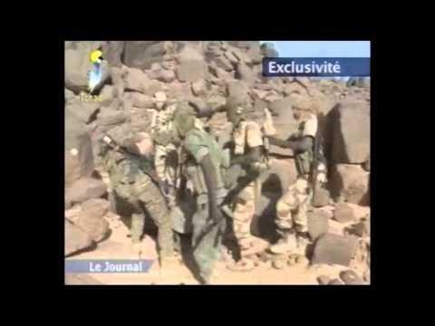 Forces Armées Tchadiennes en Intervention au Mali Nouvelles du front