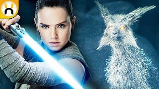 What are Vulptex? | The Last Jedi Explained