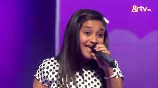 Ridipta Sharma - Main Kya Karoon - Liveshows - Episode 17 - The Voice India Kids