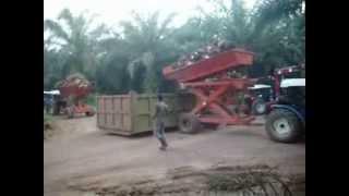 Sistem Mekanisasi Perkebunan Kelapa Sawit