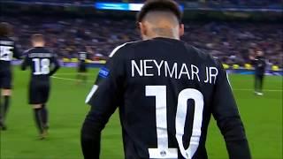 Neymar vs Real Madrid (Away) HD 1080i (14/02/2018)
