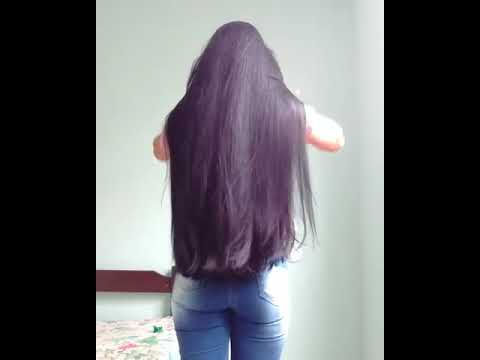 Xxx Mp4 RealRapunzels ASMR Long Hair Brushing And Sexy Hair Play Preview 15 3gp Sex