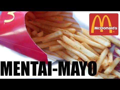 Xxx Mp4 McDonald S Japan MENTAI MAYO FRIES Taste Test 3gp Sex