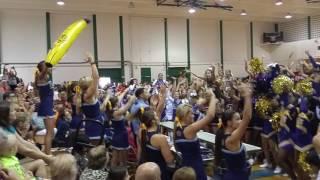 Cheer camp 2016- Banana song
