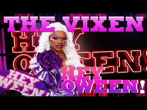 Xxx Mp4 THE VIXEN On Hey Qween With Jonny McGovern 3gp Sex