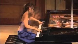 Yuja Wang chopin ballade 1 (video)