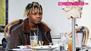 Ian Connor Speaks On ASAP Rocky & Kanye West After Eating Lunch With The Squad 1.11.16