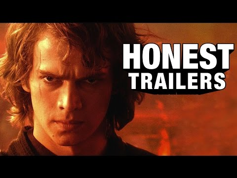 Honest Trailers Star Wars Ep III Revenge of the Sith