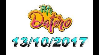 Lotto Activo | Mr. Datero | 13/10/2017