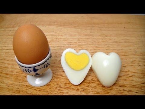 Huevo corazón ♥ Heart Egg