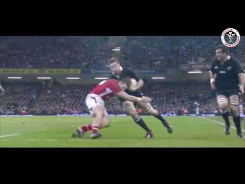 Wales v New Zealand Big Hits  WRU TV