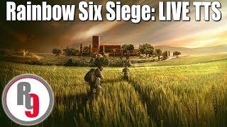 Operation Para Bellum: TTS Gameplay - Rainbow Six Siege