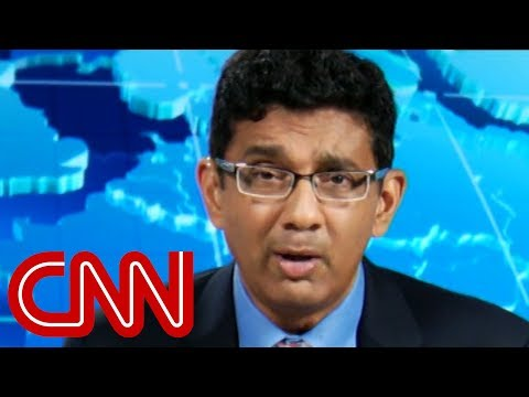 Dinesh D Souza I was targeted by President Obama