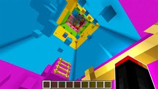 INSANE RAINBOW PARKOUR CHALLENGE! (beat the map creator!)