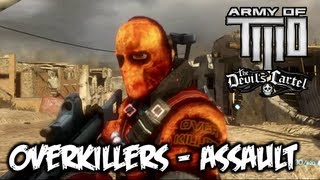 Army of Two: The Devil's Cartel - Overkillers Contract - Mission: Assault (Xbox 360/PS3 HD)