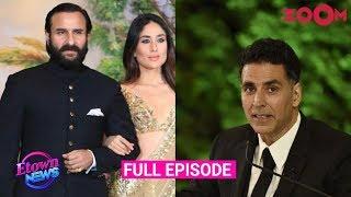 Kareena convinces Saif for Bunty Aur Babli 2? | Akshay