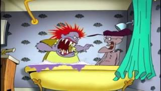 Courage The Cowardly Dog: Dr. Vindaloo Scream (Weremole)