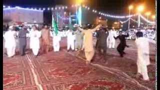 Pakistanis Participating in Saudi Eid Festival at