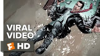 The Accountant VIRAL VIDEO - Motion Comic (2016) - Ben Affleck Movie