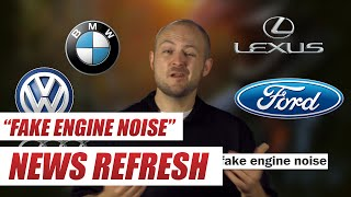 All These Cars and Trucks Fake Their Engine Noises!