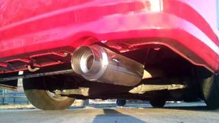 2002 honda civic ex exhaust.