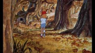 wherever you are (french) Winnie the pooh + LYRICS