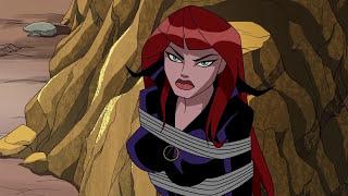 """Black Widow"" Love and hate"