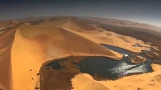 علامة الساعة التى اخبرنا بها النبي (ﷺ) ـ ظهور نهر في الجزيرة العربية: عود أرض العرب مروجا وأنهار
