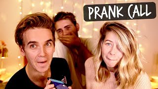 SECRET GIRLFRIEND PRANK CALLS