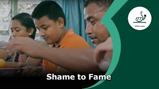 Table Tennis Shame to Fame