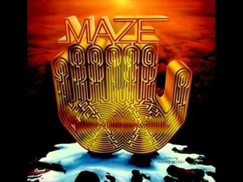 FRANKIE BEVERLY & MAZE After The Morning After