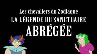 Les Chevaliers du Zodiaque - Le Film Abrégé