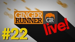 GINGER RUNNER LIVE #22 | Harrison Brown - Biking Into The World (cycling from Alaska to Florida!)