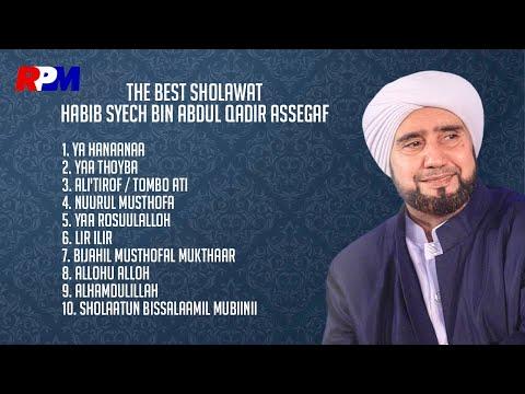 Habib Syech Bin Abdul Qodir Assegaf The Best Shalawat Full Album Stream
