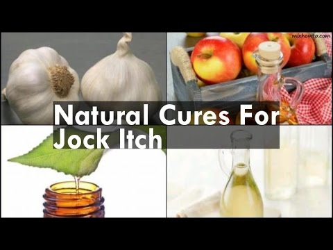 Natural Cures For Jock Itch