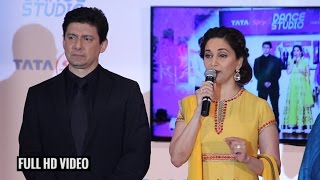 Maduri Dixit Full Speech | Tatasky Dance Studio
