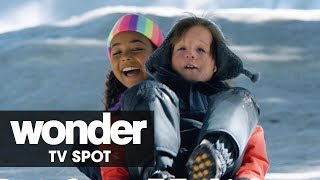 "Wonder (2017 Movie) Official TV Spot - ""Holiday"" – Julia Roberts, Owen Wilson"