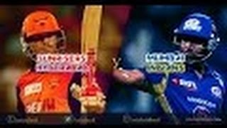 Sun Risers Hyderbad team won by 85 runs in IPL cup Best Match in History Ever! Highlight