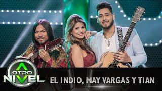 'Despacito' - El Indio, May Vargas y Tian - Fusiones | A otro Nivel