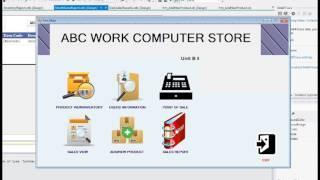Point of Sale and Inventory System VB.NET