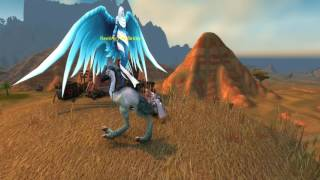 A  few in-game tributes to World of Warcraft lovers who passed on.