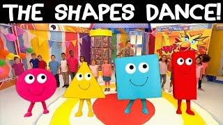 Mister Maker's Arty Party: Shapes Dance! | ZeeKay Junior