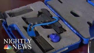 TSA: Record Number Of Guns Seized In U.S. Airports | NBC Nightly News