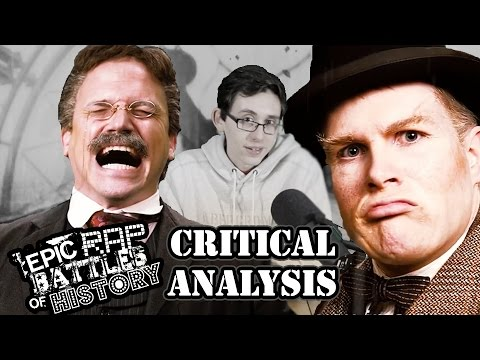 Download [Critical Analysis] Theodore Roosevelt vs Winston Churchill. Epic Rap Battles of History