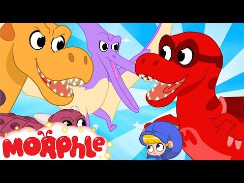 My Pet Dinosaur-Superhero Morphle! (My Magic pet Morphle with  dinosaurs for kids)