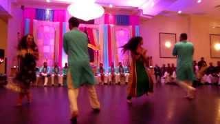 Shahbaz's Mehndi- BHANGRA!!