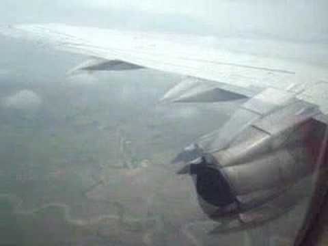 despegue en Barinas Aterrizaje en Maiquetia Avior 737 200
